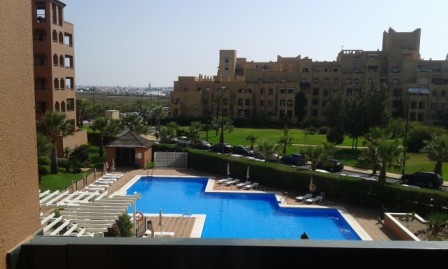 APARTMENT IN PUNTA DEL MORAL - URB. PLAYA VERDE